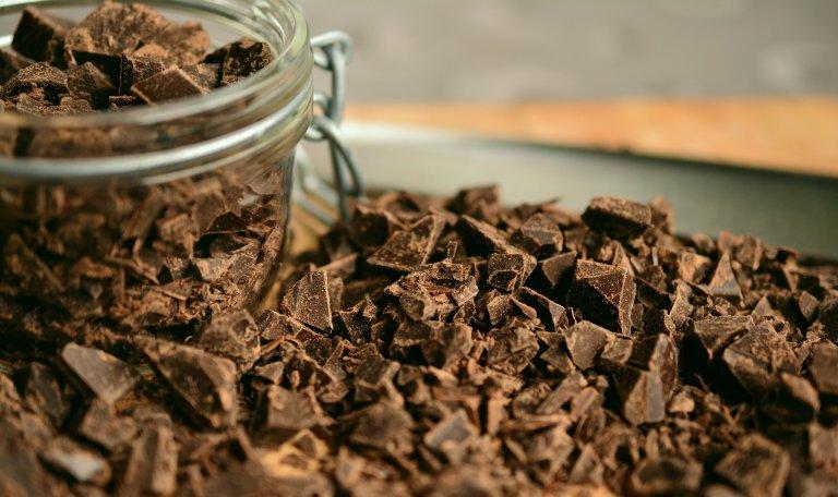 cioccolata e bruciore di stomaco